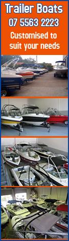 trailer boat specialists, gold coast, australia,  signature boats, seafarer boats